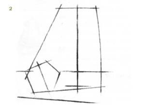 курсы рисования и построение кувшина