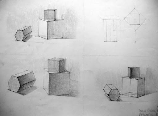 курсы рисования карандашом дома