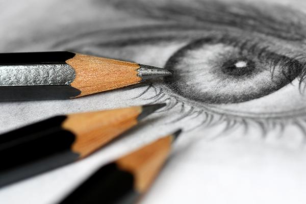 Ошибки посещающих курсы академического рисунка (Киев)