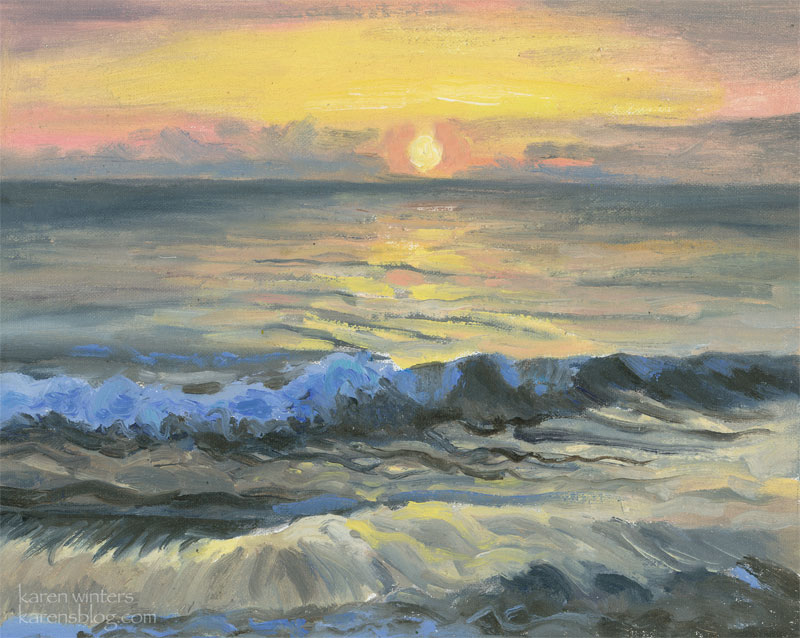 newport-beach-painting-sunset-b