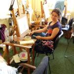 Уроки рисования в студии Артакадемия