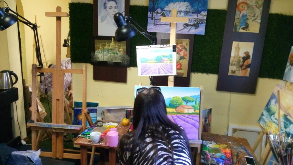 уроки рисования в Киеве