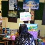 Как уроки рисования влияют на состояние человеческой психики.