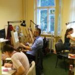 Курсы академического рисунка для любителей от профессионалов