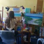 Уроки рисования в Артакадемии помогают дотянуться до мечты