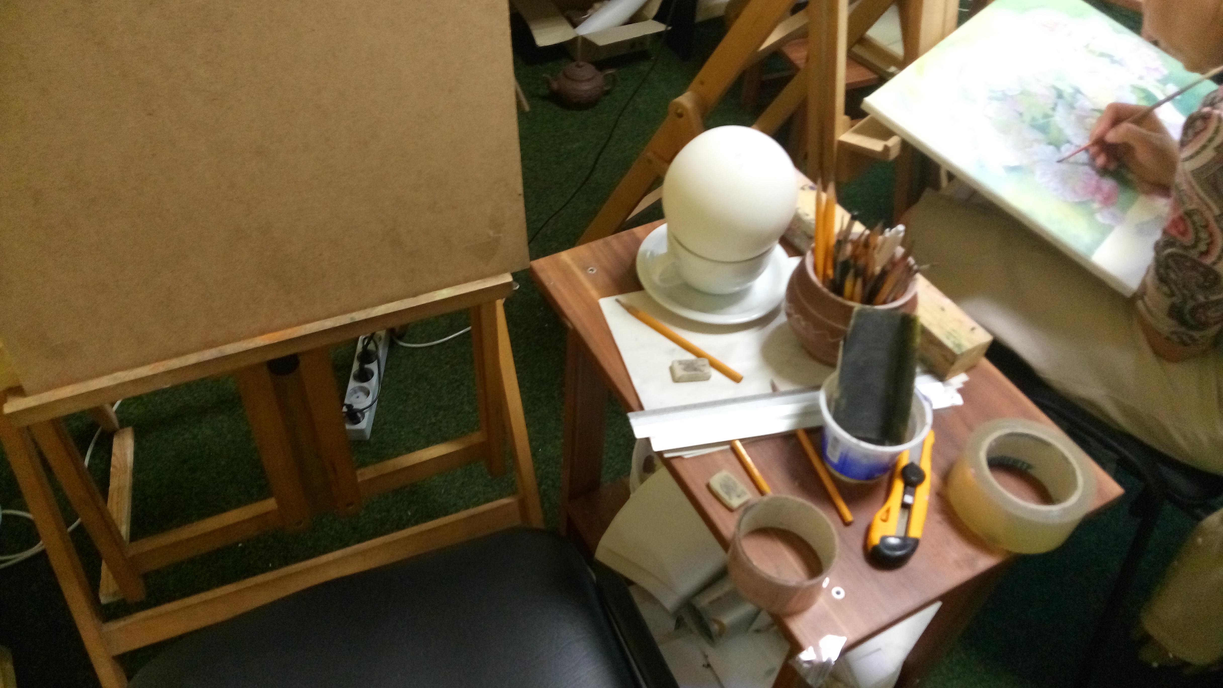 курсы- академического рисунка в Киеве в школе Артакадемия