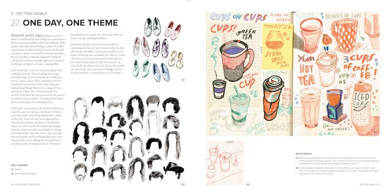 мастер-класс по рисованию - один день одна тематика рисунка