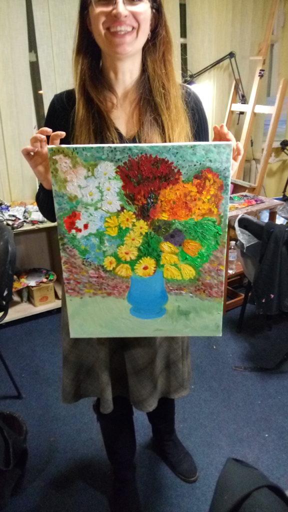 курсы живописи в Артакадемия