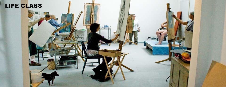 курсы-рисования-в-Артакадемии-расслабление