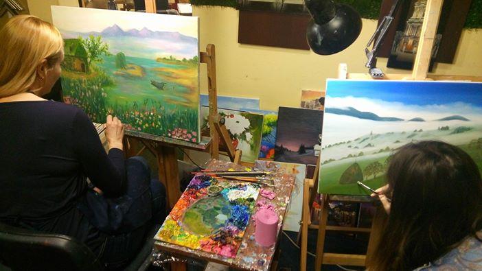 курсы живописи в Артакадемии по вечерам