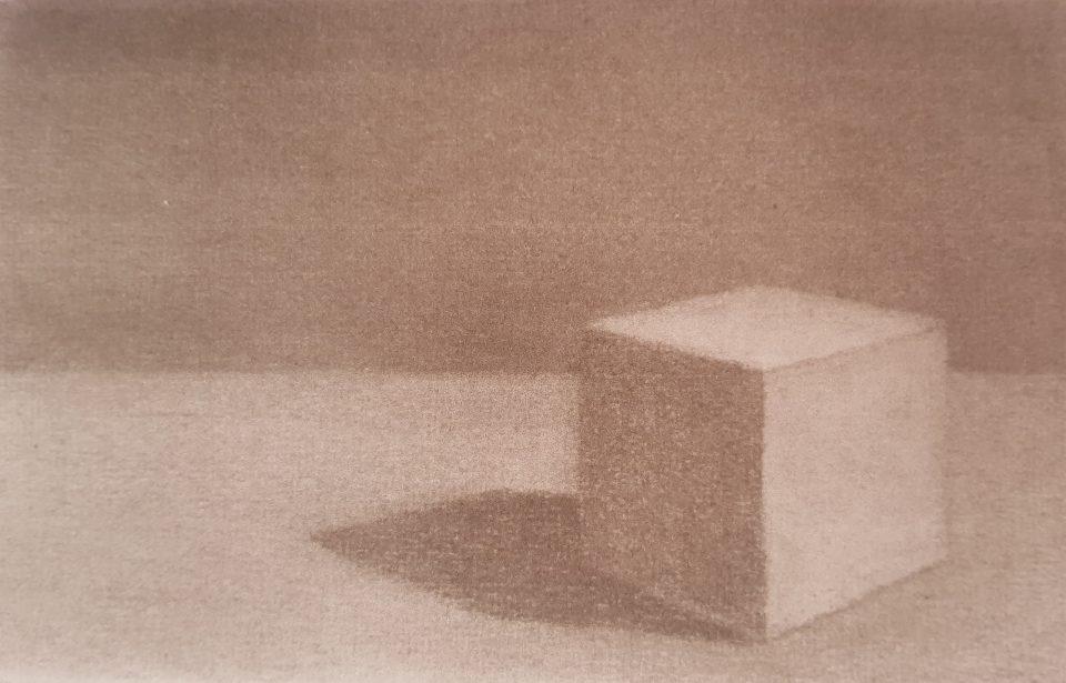 Рисунок куба