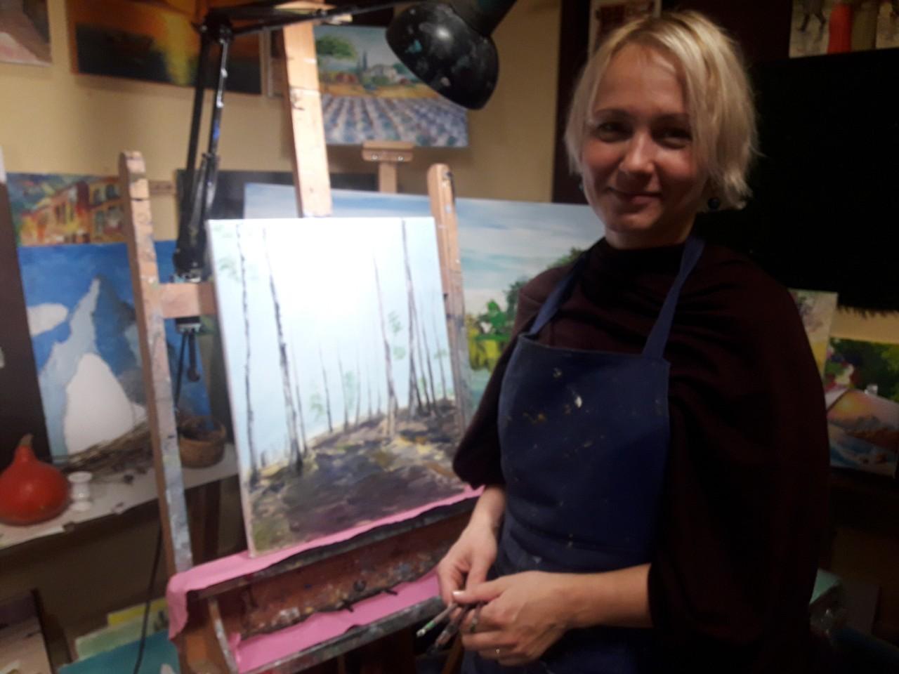 мастер классы по рисованию Киев в Артакадемии