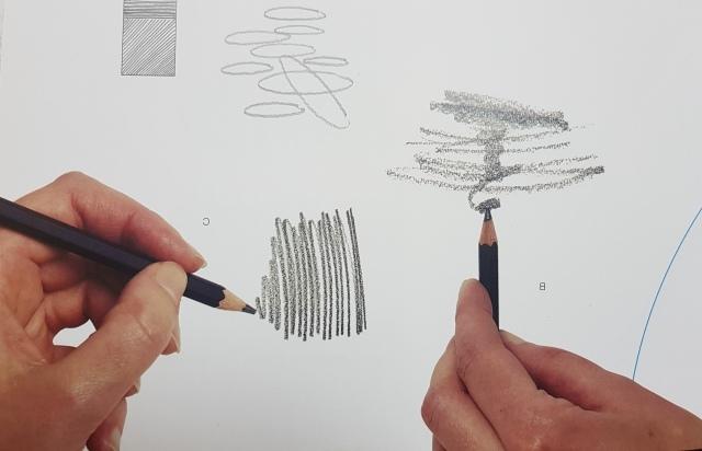 рисование для начинающих взрослых