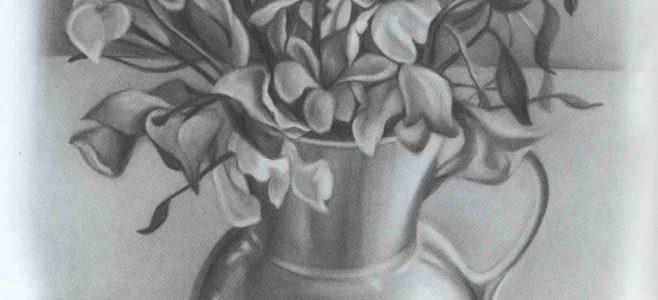 kak risovaty-cvetu karandashom