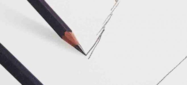 курсы рисунка карандашом - техника штриха
