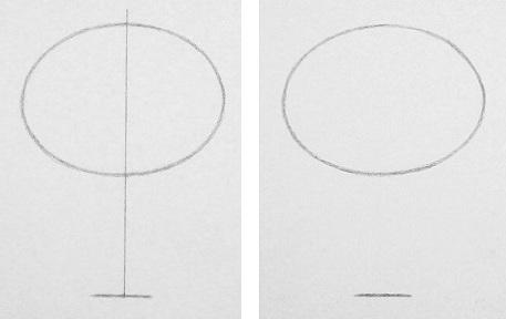как нарисовать голову с курсом академического рисунка в Артакадемии