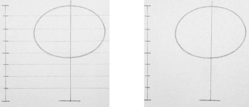 Курс академического рисунка головы
