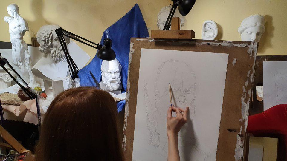 академический рисунок курсы