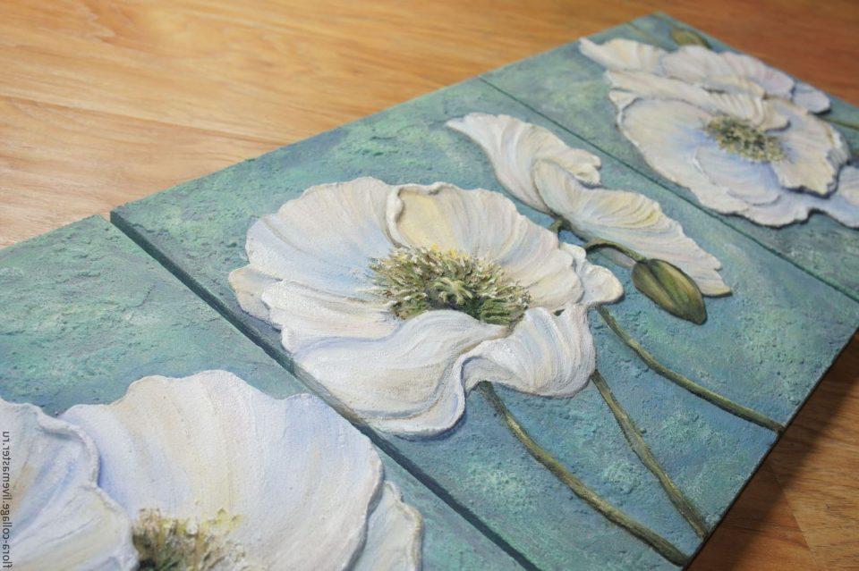 Мастер класс по интерьерной живописи