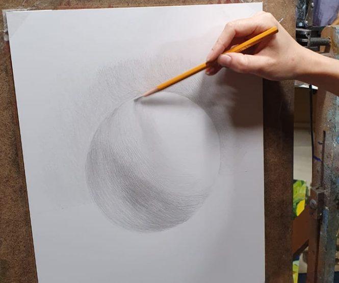 уроки академического рисунка