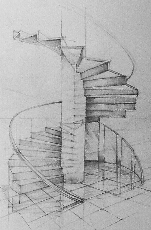 уроки рисунка архитектуры онлайн