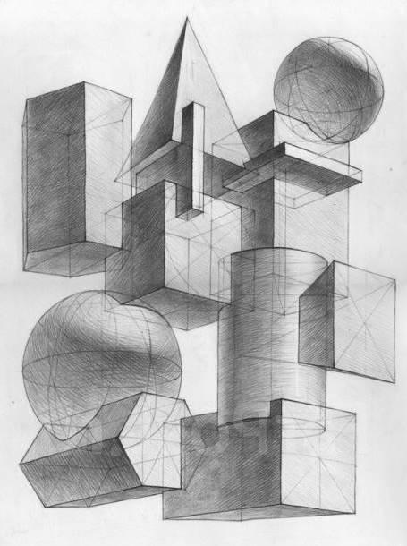 школа рисунка архитектуры онлайн
