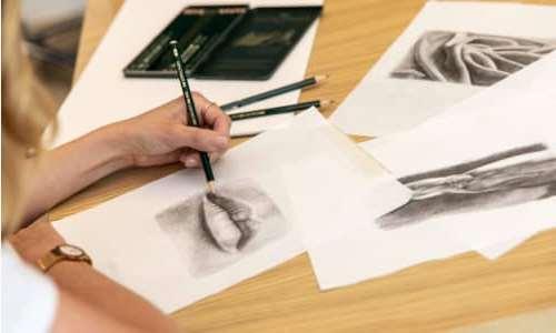 обучение рисунку киев