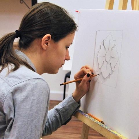 школа академического рисунка для подростков