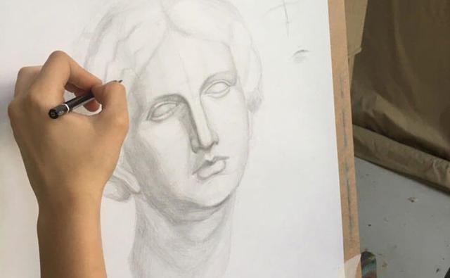 школа рисунка для подростков киев