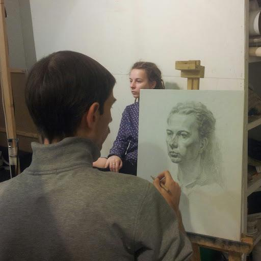 уроки рисунка для подростков киев